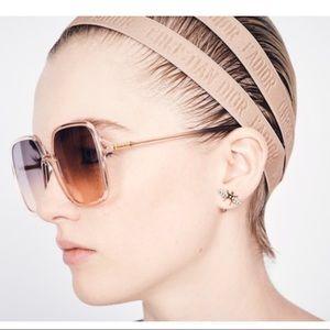 Christian Dior headband